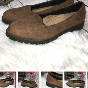 ❄️Timberland Womens Genuine Leather Flats Size 6